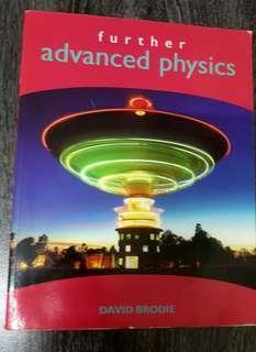 BOOK - FURTHER ADVANCED PHYSICS