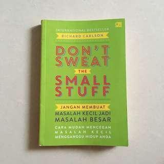 Richard Carlson - Don't sweat the small stuff