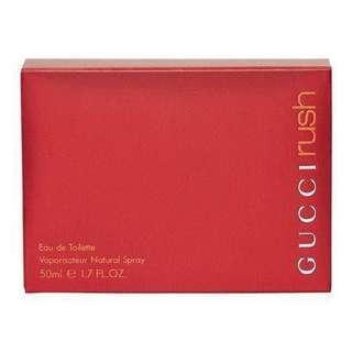 Gucci Rush by Gucci 50ml Eau De Toilette Spray for Women