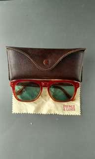 vintage ray ban traditionals