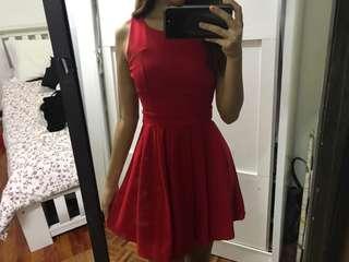 Red Dress #CNY888