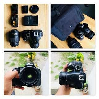 DSLR Camera - Affordable, Pre-Loved :)