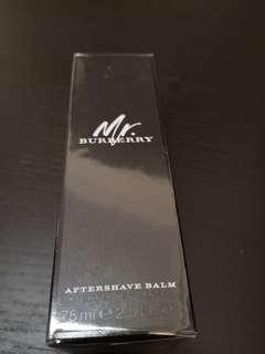 Mr. Burberry Aftershave Balm, 70ml, brand new