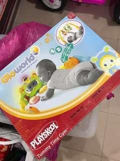 Playskool baby gym toys