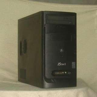 【1902聯強飛龍機】飛龍Ⅱ X3 710/4G記憶體/GT440 1G獨顯/500G硬碟