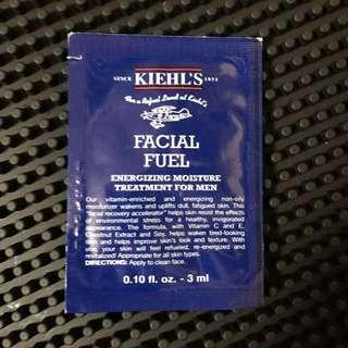 Kiehl's Facial Fuel Energizing Moisture Treatment For Men 3ml
