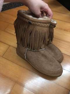 Minne Tonka snow boot