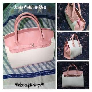 Love Bag (Jasmin. Gloss. Lite Pink. Brand New)