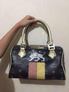 MCM handbag/doctors bag (authentic)
