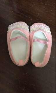 🚚 嬰兒包鞋(鞋外長12.5cm)