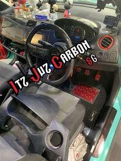 Suzuki Swift Carbon RPM panel