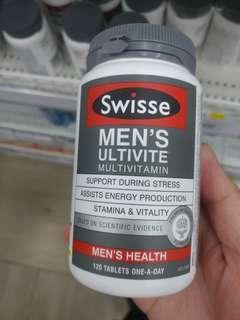Swisse Men Ultivite
