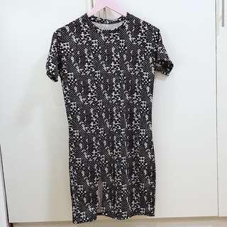 Zalora shift dress