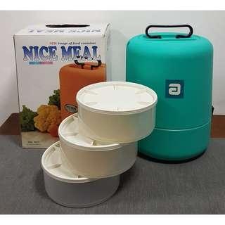 Nice Meal Food Thermal Warmer Tiffin