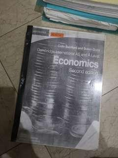 A level Economics Textbook