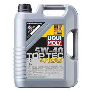 CLEARANCE Liquimoly Toptec 4100 5w40 5L