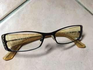 Italian vintage carvings Spectacles frame