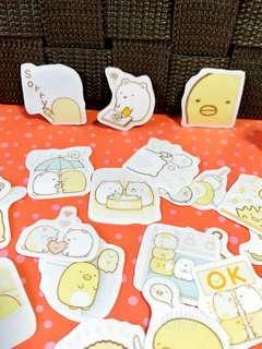Sumikko Gurashi Daily Scrapbook / Planner Stickers #299