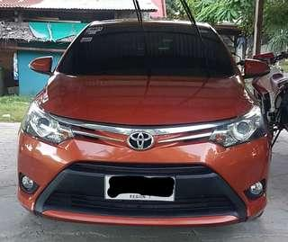 Toyota Vios Limited Edition