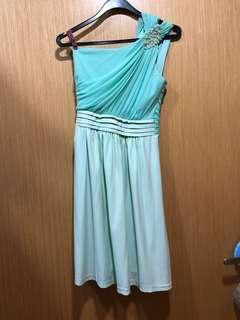 Wedding, bridal, bridesmaid dress