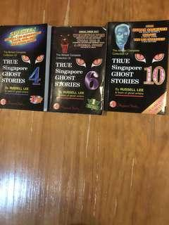 True Singapore ghost Story 4,6 and 10