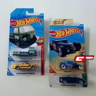 HOT WHEELS VOLKSWAGEN LOT COMBO