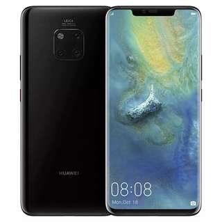 Huawei Mate 20 Pro 128GB from Starhub (WTS BNIB Sealed) with Huawei Fast Wireless Changer