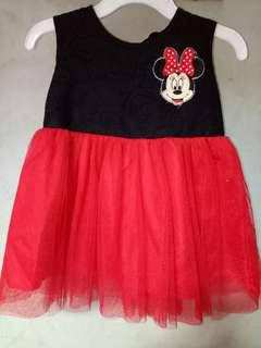 Dress Minnie Mouse