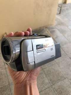 國際牌手持式攝影機 Panasonic camera