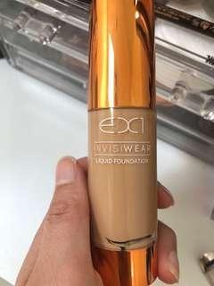 EX1 Invisiwear Liquid Foundation, Shade 6.0, NEW