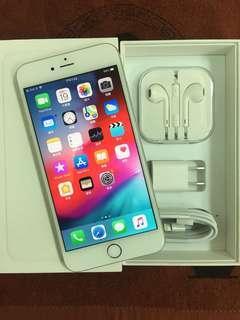 🚚 i Phone 6 Plus 64G silver