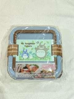 Japan Studio Ghibli Donguri - Double Stacking Bento Lunch Container Plastic Box