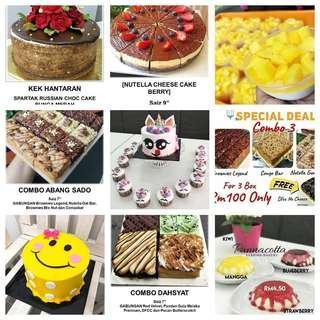 Aneka Kek /Dessert