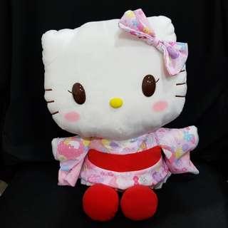 *Latest!* XL Hello Kitty Kimono UFO Catcher Prize from Japan