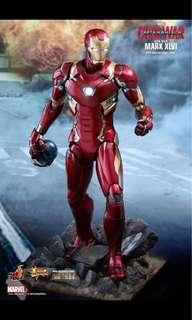 Hot toy iron man mark 46