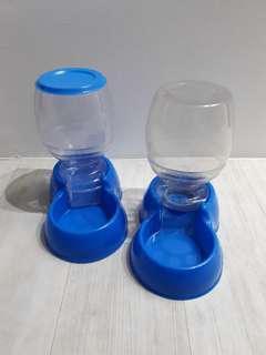 Cat/Dog Water & Dry Food Dispenser