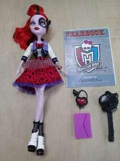 Picture Day's Operetta : Monster High
