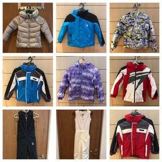 Rent don't buy - Children's ski jackets ski pants winter jackets