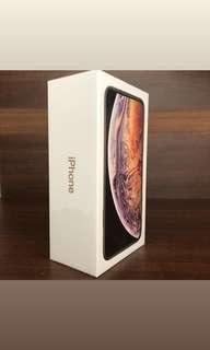 I Phone XS Max [GOLD]