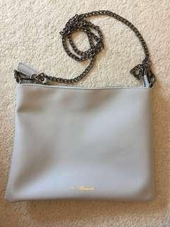 Urban Originals Grey Handbag
