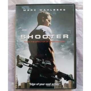 DVD 港版 辣手槍 Shooter