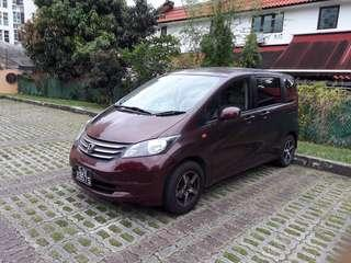 Last MPV cars for CNY Package