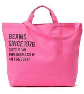 Beams Tote Bag Japan 日本袋