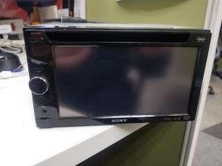 Sony 大面板 DVD 車機