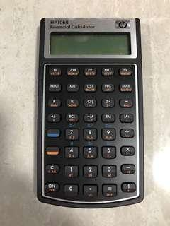 Financial Calculator - HP 10bII