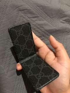Gucci money clip