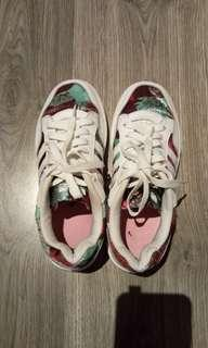 adidas floral sneakers limited edition
