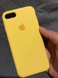 iPhone7/8 yellow phone case