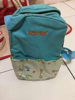 Cooler bag for kids' bottles