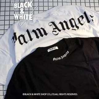 Palm Angels Plain Streetstyle Shirt